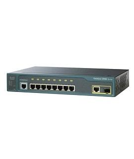 سوئیچ شبکه سیسکو 8 پورت WS-C2960C-8TC-L