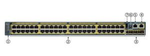 قیمت و خرید سوئیچ سیسکو 48 پورت سری S سوییچ WS-C2960S-48TS-L