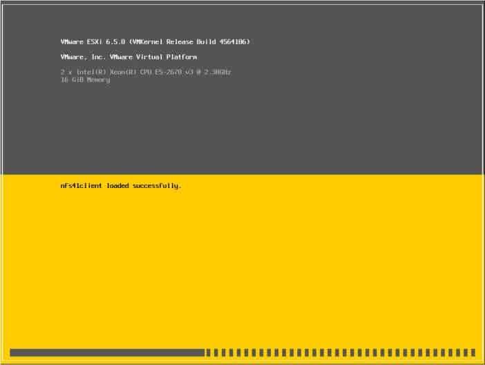 آموزش نصب esxi 6.5 روی سرور hp