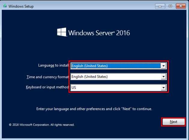آموزش نصب ویندوز سرور روی ESXI