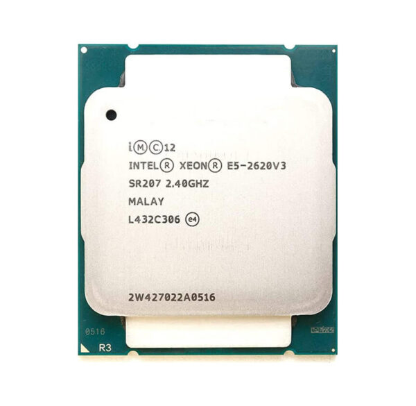 سی پی یو سرور Xeon E5-2620 V3