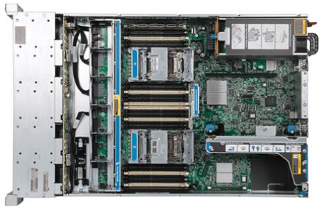 HP G8 Server
