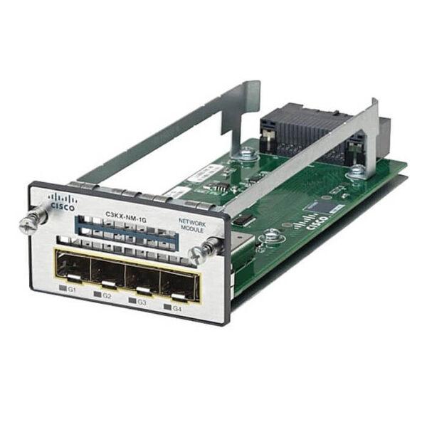 قیمت ماژول شبکه C3KX-NM-1G
