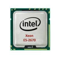 سی پی یو سرور Xeon E5-2670