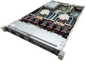 سرور DL360 G9 HP اچ پی
