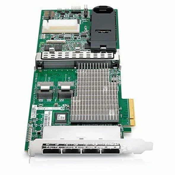 رید کنترلر سرور اچ پی P822 2GB