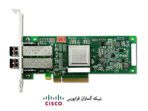 کارت شبکه اچ پی 82Q 8Gb 2-port AJ764A